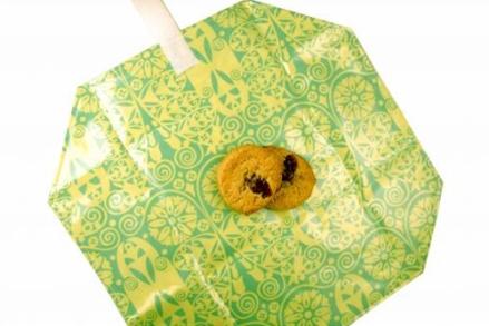 enveloppe sandwich vert bio 2