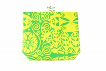 sac collation vert bio